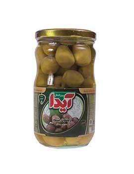 Salted olives