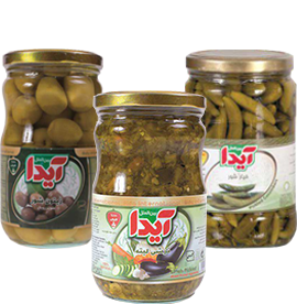 aidaOlives, Pickled cucumber